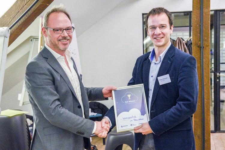 Proximus selected Inmanta as winner