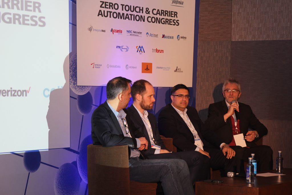 Innovation for Zero Touch panel at ETSI ZSM Forum