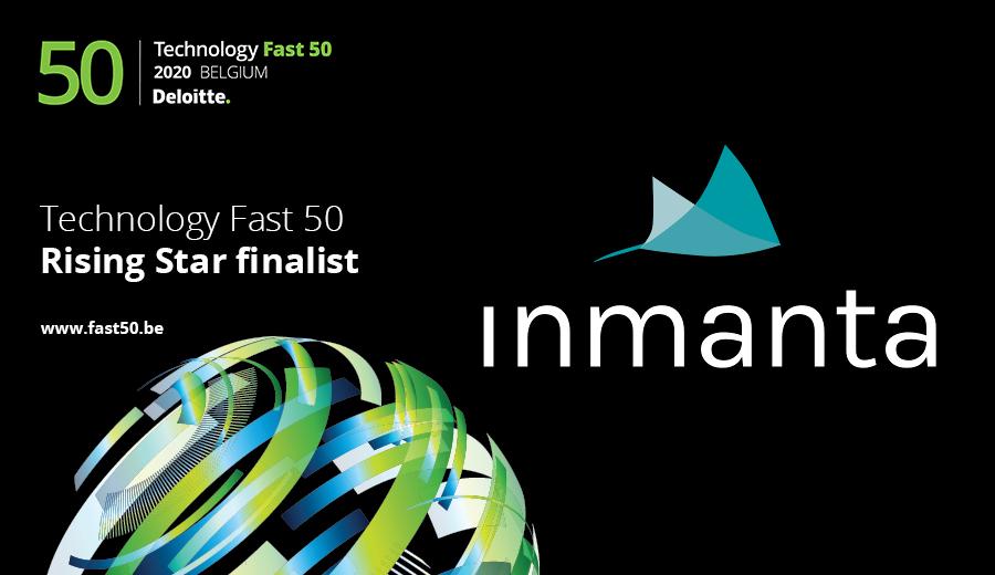 Inmanta nominated for Rising Star